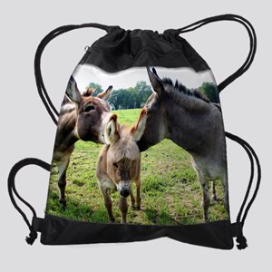 donkey7 Drawstring Bag