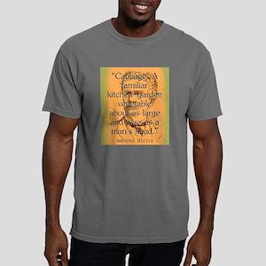 Cabbage - Bierce Mens Comfort Colors Shirt