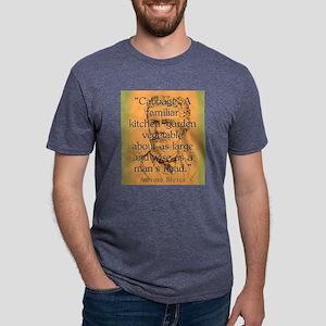 Cabbage - Bierce Mens Tri-blend T-Shirt