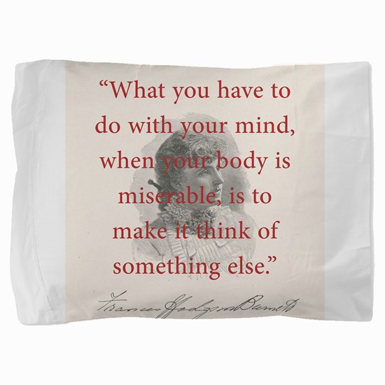 What You Have To Do With Your Mind - FH Burnett Pi