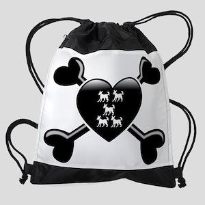 wg128_Dog-Training Drawstring Bag
