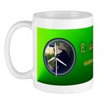 I Carbon Offset Mug