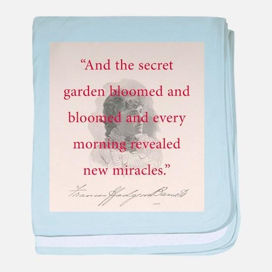 And The Secret Garden Bloomed - FH Burnett baby bl