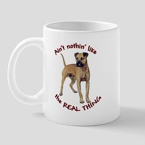 The REAL Thing Mug