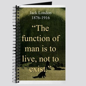 The Function Of Man - London Journal