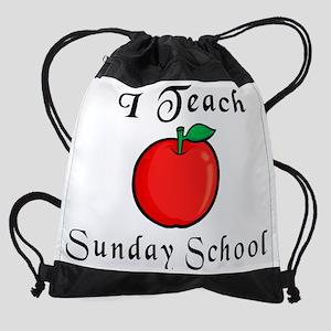 ss teacher. Drawstring Bag