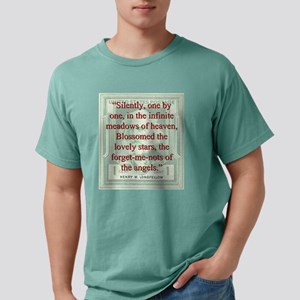 Silently One By One - Longfellow Mens Comfort Colo