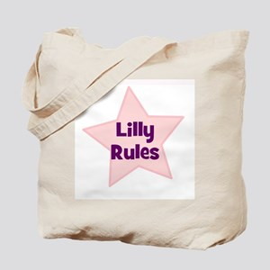 Lilly Rules Tote Bag