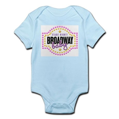 Broadway Baby Infant Creeper