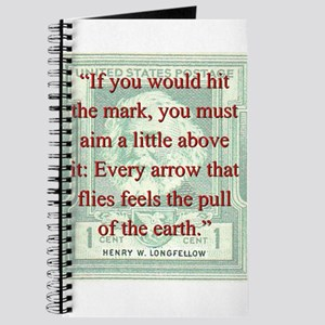 If You Would Hit The Mark - Longfellow Journal