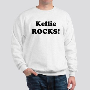 Kellie Rocks! Sweatshirt