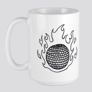 Disco Inferno Grande Coffee Mug