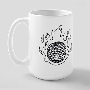 Disco Inferno Grande Coffee Mug