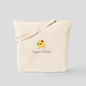 100% Vegan Tote Bag