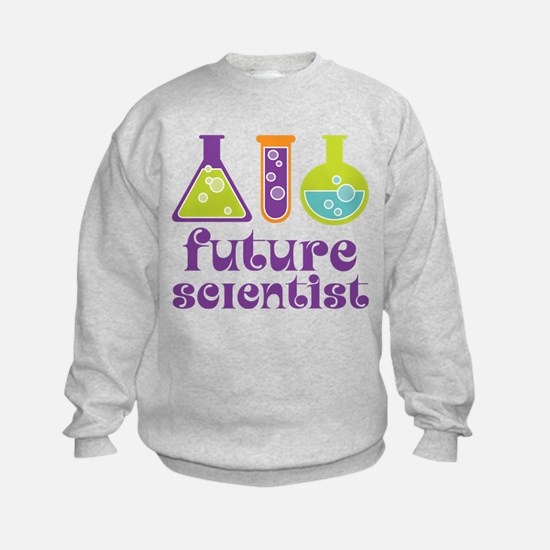 Future Scientist Science Sweatshirt