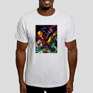 Ash Grey T-Shirt - Haiti