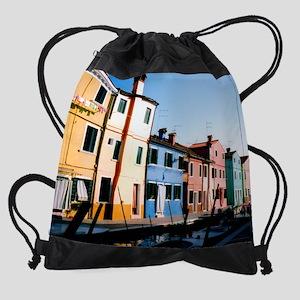 murano_1 Drawstring Bag