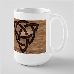 celtic knot Stainless Steel Travel Mugs
