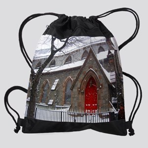 Church 1 Drawstring Bag
