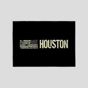 Black Flag: Houston 5'x7'Area Rug