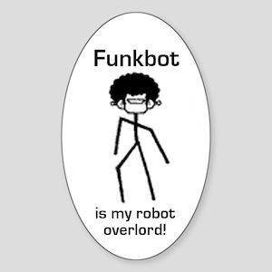 Funkbot Sticker