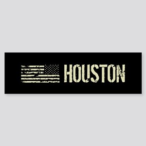 Black Flag: Houston Sticker (Bumper)
