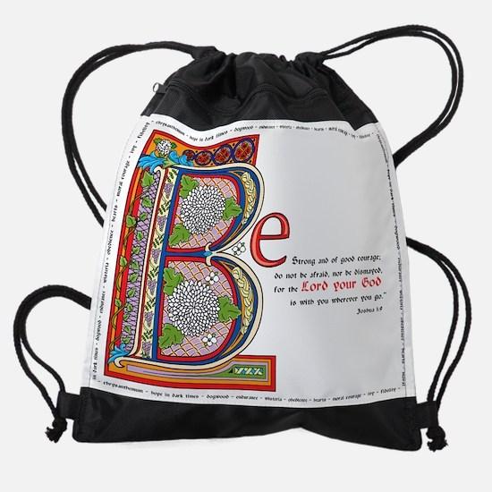 2-bstrongfinalcolor.png Drawstring Bag