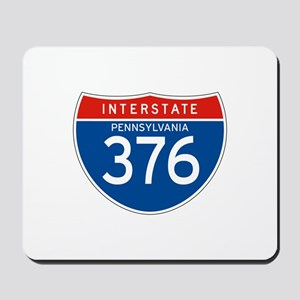 Interstate 376 - PA Mousepad