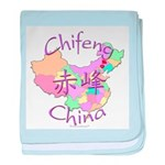 Chifeng China baby blanket