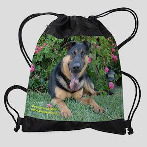 roscoe name Drawstring Bag