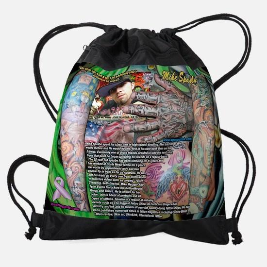 spasbo copy.jpg Drawstring Bag