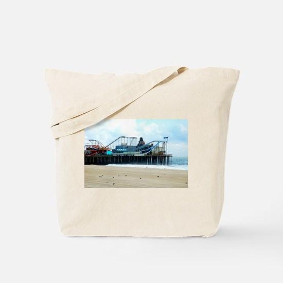Jersey Shore Seaside Heights Boardwalk Coaster Tot