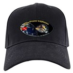 Black Baseball Cap, Scuba Diving Apparel