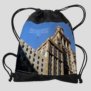 Aug_Calendar06 Drawstring Bag