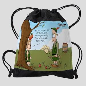 2009_MAY Drawstring Bag