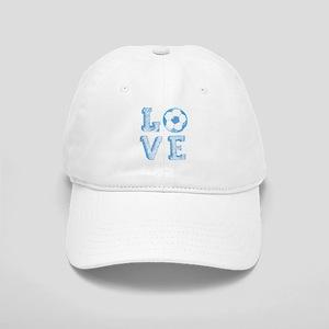 Love Soccer Cap