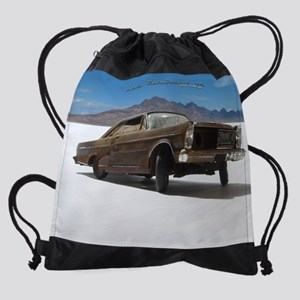 Calendar print - 65 Galaxie salt de Drawstring Bag