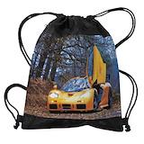 Exotic car Drawstring Bag