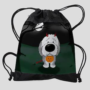 SheepdogOct Drawstring Bag