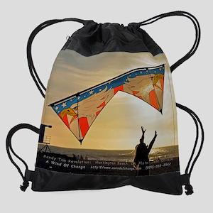 10 Double Eagle Custom Drawstring Bag