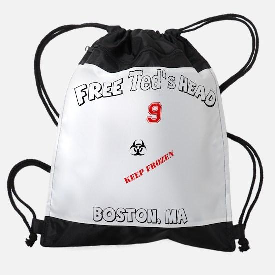 teds_head_final_bwr.png Drawstring Bag