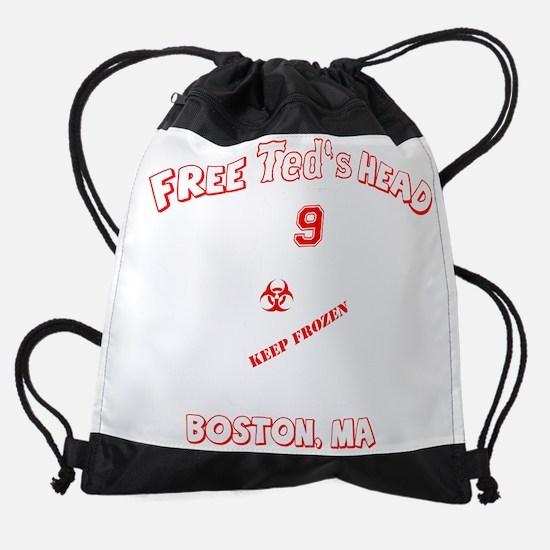 teds_head_final_dark.png Drawstring Bag