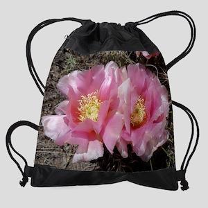 Cactus_mousepad Drawstring Bag