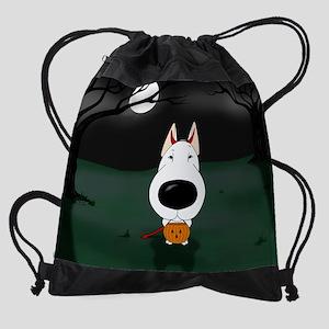 BullTerrierOct Drawstring Bag