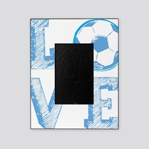 Love Soccer Picture Frame