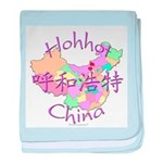 Hohhot China baby blanket