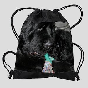 nox_pup Drawstring Bag