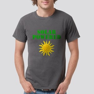 Solar Powered Mens Comfort Colors Shirt