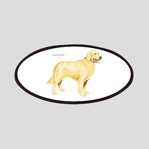 Golden Retriever Dog Patches