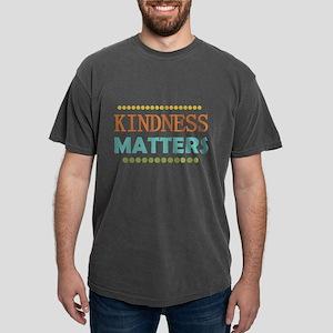 Kindness Matters Mens Comfort Colors Shirt